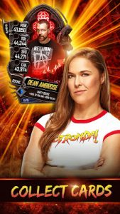 WWE SuperCard Mod 4.5.0.404460 Apk [Unlimited Money] 1