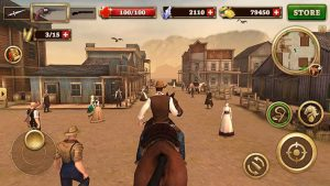 West Gunfighter Mod 1.7 Apk [Mod Money] 1