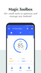 All-In-One Toolbox: Cleaner & Speed Booster Mod 8.1.6.1.3 Apk [Unlocked] 2