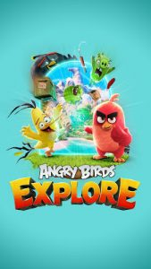Angry Birds Explore Mod 1.31.1 Apk [Unlimited Money] 1