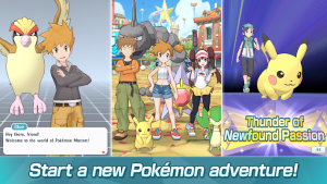 Pokémon Masters Mod 2.3.0 Apk [High Damage] 1