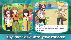 Pokémon Masters Mod 2.3.0 Apk [High Damage] 2
