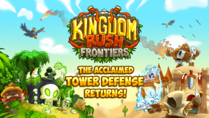 Kingdom Rush Frontiers Mod 4.1.06 Apk [Unlocked] 1