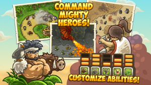 Kingdom Rush Frontiers Mod 4.1.06 Apk [Unlocked] 2