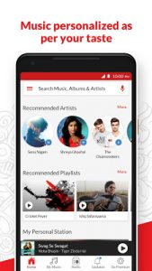 Wynk Music – Download & Play Songs & MP3 for Free Mod 3.12.0.6 Apk [Unlocked] 1