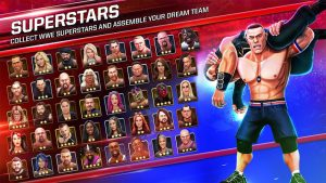 WWE Mayhem Mod 1.36.185 Apk [Unlimited Money/Gold/Cash] 2