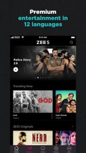 ZEE5 – Movies, TV Shows, LIVE TV & Originals Mod 23.11113055.0 Apk [Unlocked] 2