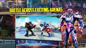 World Robot Boxing 2 Mod 1.3.128 Apk [Unlimited Money] 2