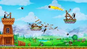 The Catapult 2 Mod 3.0.0 Apk [Unlimited Coins] 1
