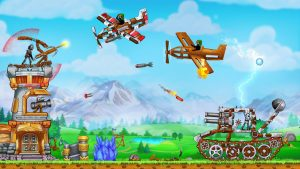 The Catapult 2 Mod 3.0.0 Apk [Unlimited Coins] 2